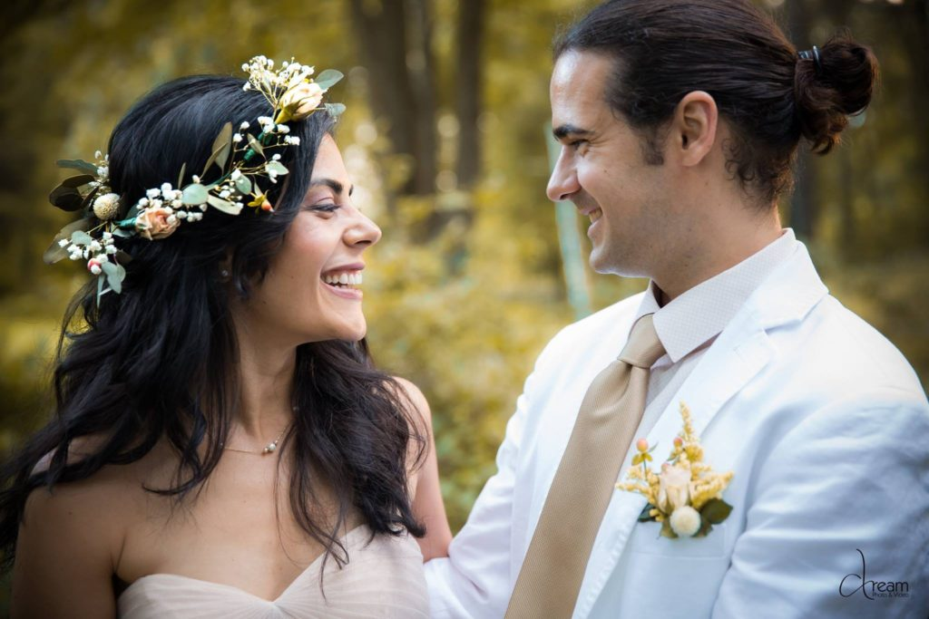 Roya Nate Wedding Law of Attraction